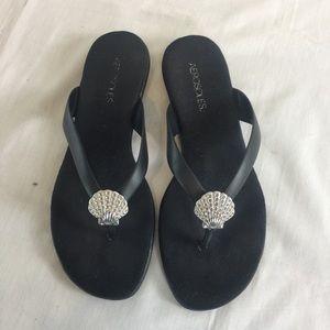 Aerosoles Sandals Seashells and Board Walks